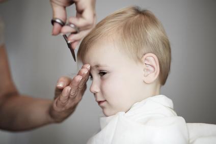 Kids hairdresser Paris