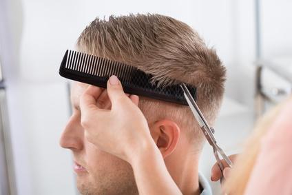 Men hair stylist